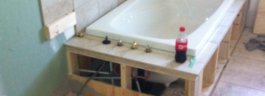 plumbing bucket