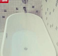 cost to install bathtub