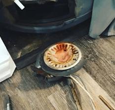 cost to repair hot water tank